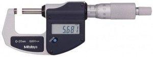 Mitutoyo 293-831 Digimatic Micrometer 25.4mm