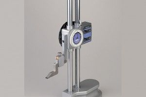 Mitutoyo 192-130 Double Scale Vernier Height Gauge Range 300mm Resolution 0.01mm-2