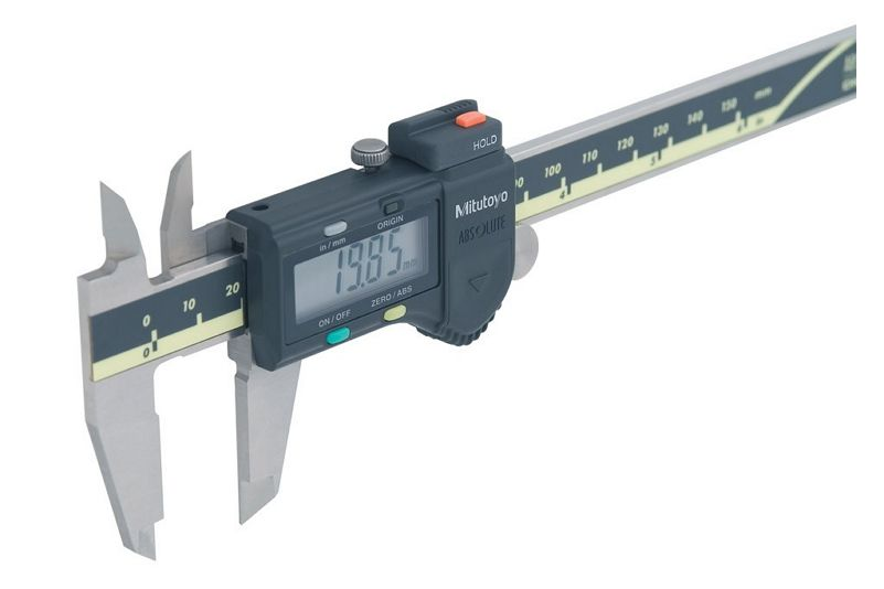 Mitutoyo 500-171-30 Digimatic Caliper ABS Range-0-150mm Resolution-0.01mm-2