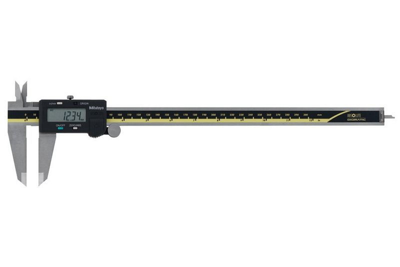 Mitutoyo 500-173-30 Digimatic Caliper ABS Range-0-300mm Resolution-0.01mm-1
