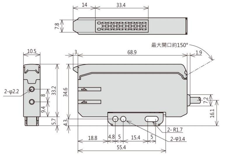 HOKUYO PDF-7