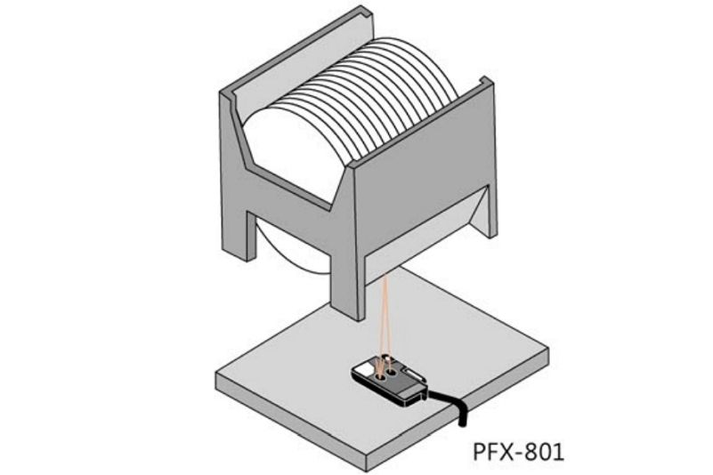 HOKUYO PFX-801