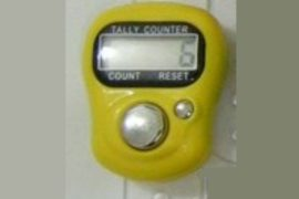 Tally-counter