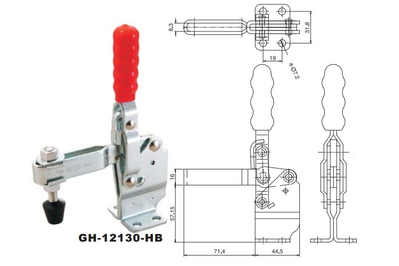 GoodHand GH-12130-HB