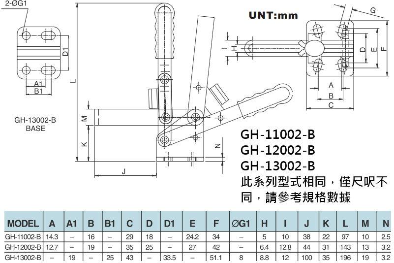 GoodHand GH-13002-B-2