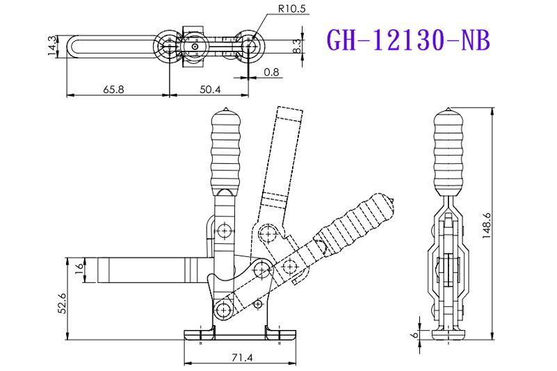 GoodHand GH-12130-NB