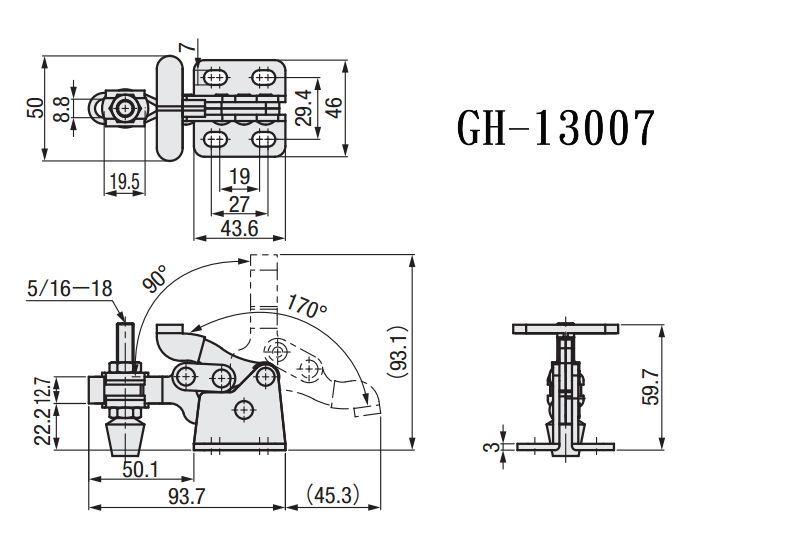 GoodHand GH-13007-2