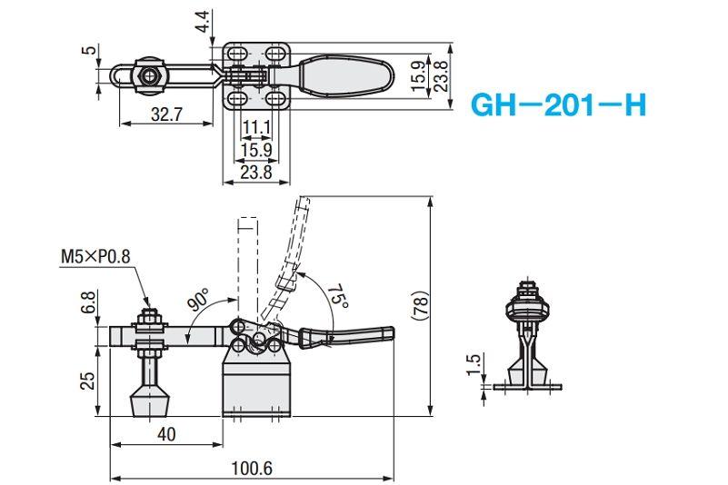GoodHand GH-201-H-2