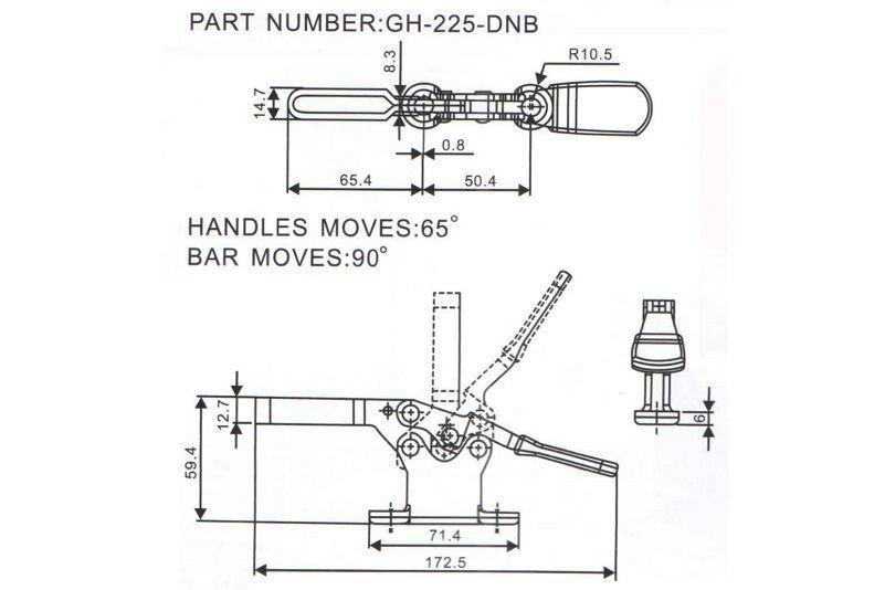 GoodHand GH-225-DNB-2