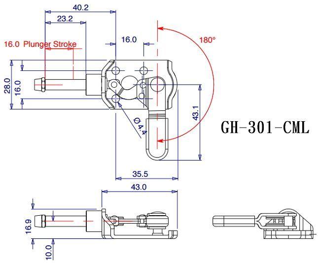 GoodHand GH-301-CML-2