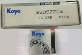 Koyo 6305ZZC3
