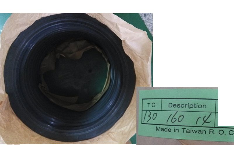 oil seal 130x160x14