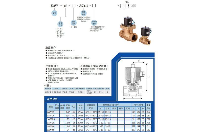 UNID UAW-50-2