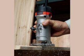 木工修邊機