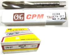 OSG CPM-SFT M8X1.25-22288