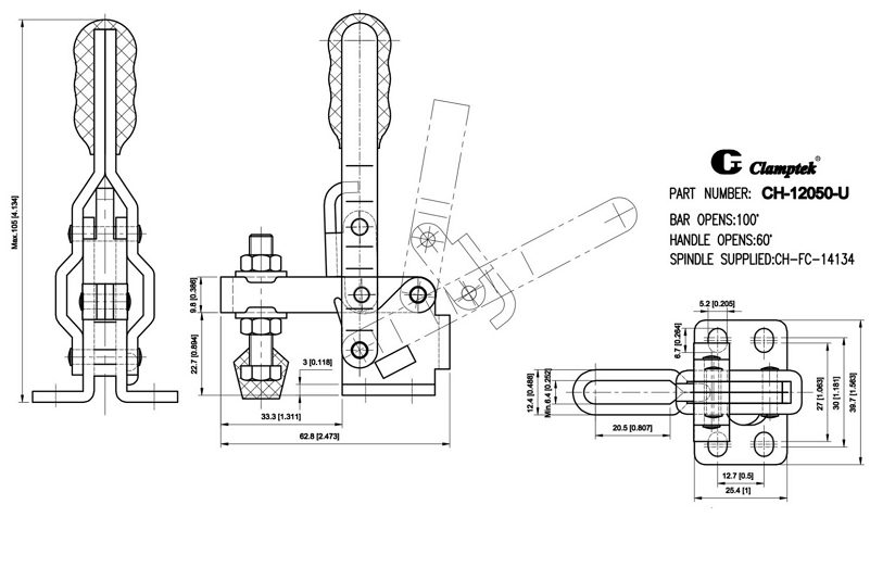 CH-12050-U-3
